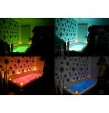 Подсветка для акриловой гидромассажной ванны