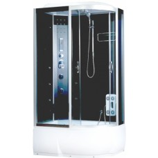 Душевая кабина Водный мир ВМ-8801 Размер: 110x80 левая