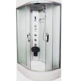 Душевая кабина Водный мир ВМ-8814 L Размер:120x80 левая матовые стекла