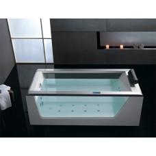 EAGO Ванна AM 152 180*82  Размеры: 180 x 82 х 65 cм