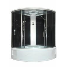 Душевая кабина Loranto CS-1500 HI G размером 150x150x215 см