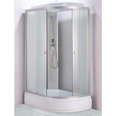 Душевая кабина Водный мир ВМ-526 Размер:120x80x215 см левая матовые стекла