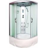 Душевая кабина Водный мир BM-8817 Размер:120x120 матовые стекла
