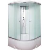 Душевая кабина Водный мир BM-8819 Размер:120x120 матовые стекла