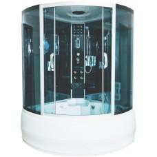 Душевая кабина Водный мир ВМ-8851  Размер: 150x150 тонированная