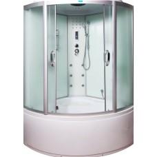 Душевая кабина Водный мир BM-8850 Размер:130x130 матовые стекла