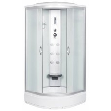 Душевая кабина Mirwell MR 4710P-C3 Размеры 100 х 100 х 214 см