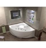 BAS Акриловая  ванна DROVA (Дрова) ,  1600 х 1600