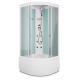 Душевая кабина Domani-Spa Light 88 high White Размер: 80*80*218(см)