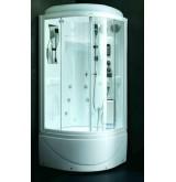 CRW Душевая кабина BF 128 размер 95*95*223 см