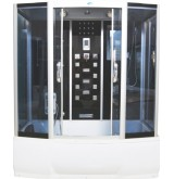 Душевая кабина Водный мир ВМ-8828 Размер:150x85