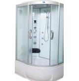 Душевая кабина Водный мир ВМ-8801 Размер:110x80 левая