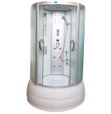 Душевая кабина Водный мир ВМ-8815 Размер:100x100