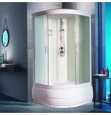 Душевая кабина Водный мир ВМ-8611 Размер:100x100