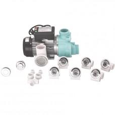 Гидромассажная система 1500 вт двигатель 6-8 форсунок Металл