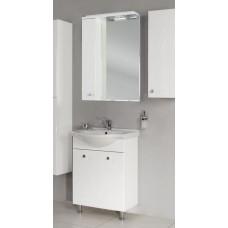Комплект мебели Акватон Лиана 65М левый с  Б/К