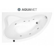 Акриловая ванна Aquanet ATLANTA-150(АТЛАНТА-150) 1500 х 900 левая