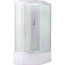 Душевая кабина Aquapulse 4106D R 120x80x220 см fabric white