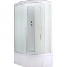 Душевая кабина Aquapulse 4106D L 120x80x220 см fabric white