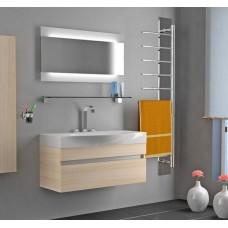 Aqwella Комплект мебели Bergamo 100 акация