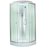 Душевая кабина Aquapulse 4121 D Размер:  80*80*220 fabric white