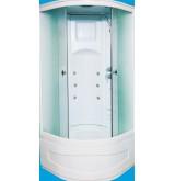 Душевая кабина Водный мир BM-999 Размер:90x90 матовая