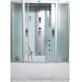 Душевая кабина Водный мир ВМ-8206 Размер:150x85 матовая