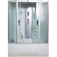 Душевая кабина Водный мир ВМ-8206 Размер: 170x85 матовая