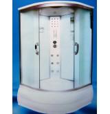 Душевая кабина Водный мир BM-8808 Размер:100x100 матовая