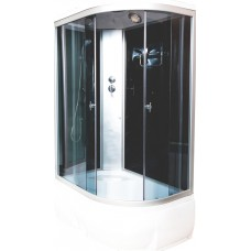 Душевая кабина Водный мир ВМ-886 стандарт Размер: 120x80 левая