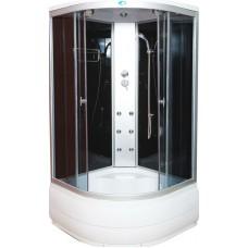 Душевая кабина Водный мир ВМ-889 Размер:100x100 тонированная