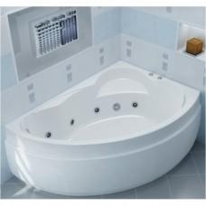 BAS Акриловая ванна LAGUNA  (Лагуна)  правая 1700 х 1100