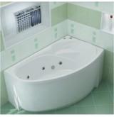 BAS Акриловая ванна FANTASY (Фэнтази)  правая 1500 х 950