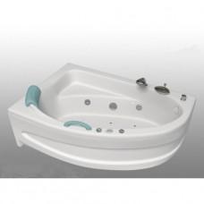Акриловая  ванна BellRado ОРЛАНДО (ORLANDO), правая 1500 х 1000
