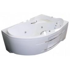 Акриловая  ванна BellRado ИНДИГО(INDIGO), левая 1690 х 1100