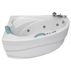 Акриловая  ванна BellRado ГЛОРИЯ 1500 (GLORIA 1500),  правая 1500 х 1000