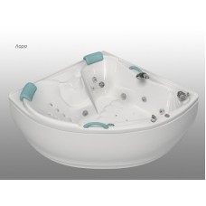 Акриловая  ванна BellRado ЛОРА (LORA),  1500 х 1500
