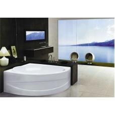 Ванна акриловая Eurolux Спарта 160x100 левая