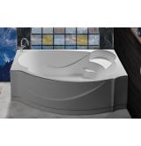 Ванна акриловая Eurolux Александрия 170x110 правая