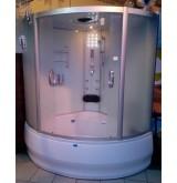 Душевая кабина Водный мир BM-8851 Размер: 150x150 матовая