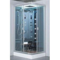 Гидромассажная кабина прямоугольная NAUTICO - 9816 Размер 110 х 85 х 225 см
