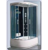 Гидромассажная кабина угловая NAUTICO SW-9120R Размер 120 х 80 х 220 см