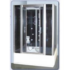 Гидромассажная кабина прямоугольная NAUTICO SW-9135 Размер 135 х 85 х 220 см