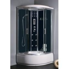 Гидромассажная кабина угловая NAUTICO SW-9100 Размер 100 х 100 х 220 см