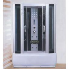 Гидромассажная кабина прямоугольная NAUTICO - 412Е Размер 145 х 85 х 220 см