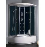 Гидромассажная кабина угловая NAUTICO SW-9110 Размер 110 х 110 х 220 см